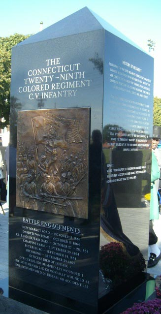 29th descendants monument